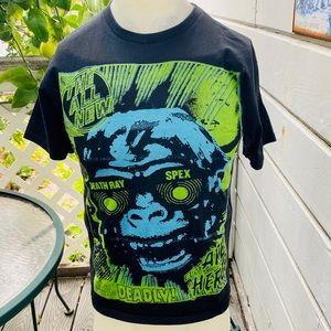 IRON FIST Death Ray Spex T Shirt
